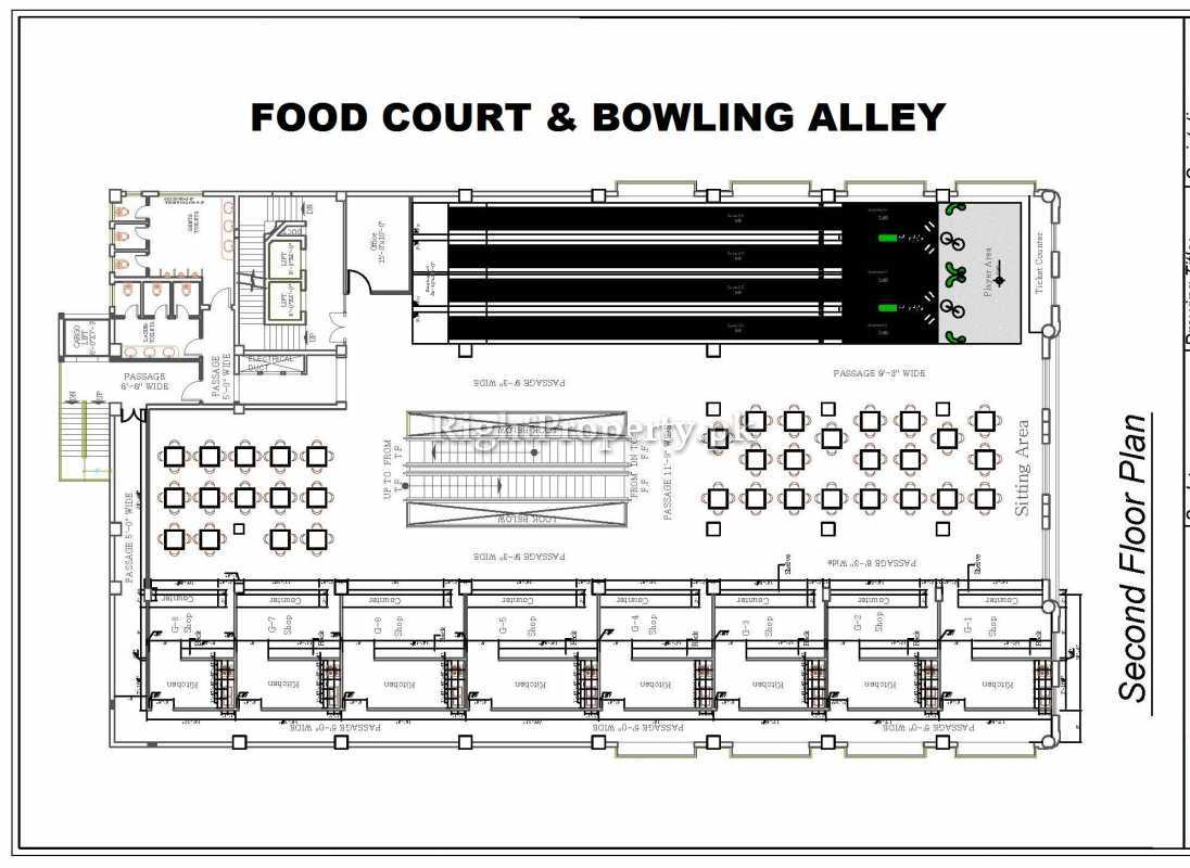 100 bowling alley floor plan new house plan 72171 for Bowling alley floor plan